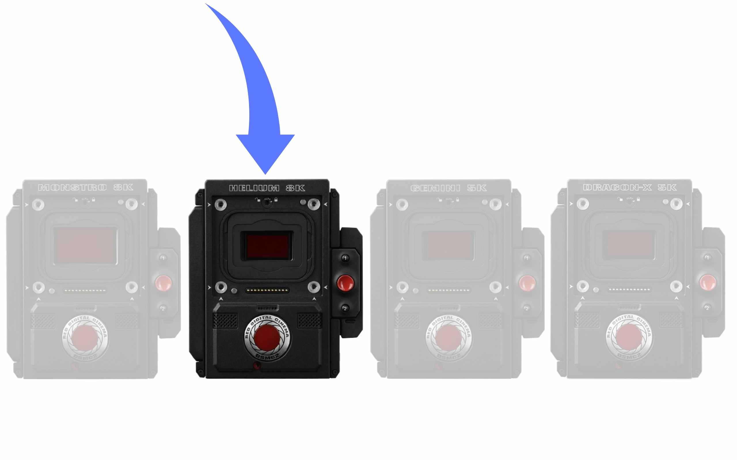 RED camera helium - StudioBinder
