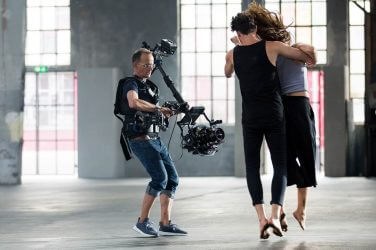 ARRI Camera Stabilizers - Trinity - Featured - StudioBinder