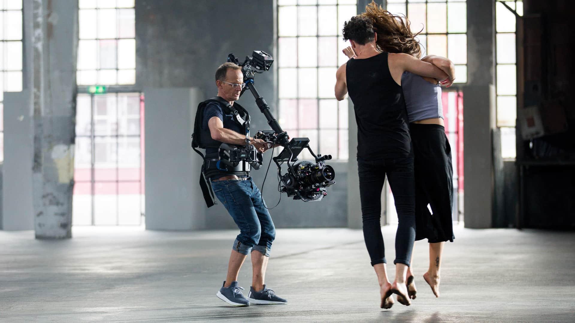 ARRI Camera Stabilizers - Trinity - Featured - StudioBinder
