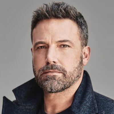 Ben Affleck - Square Headshot - StudioBinder