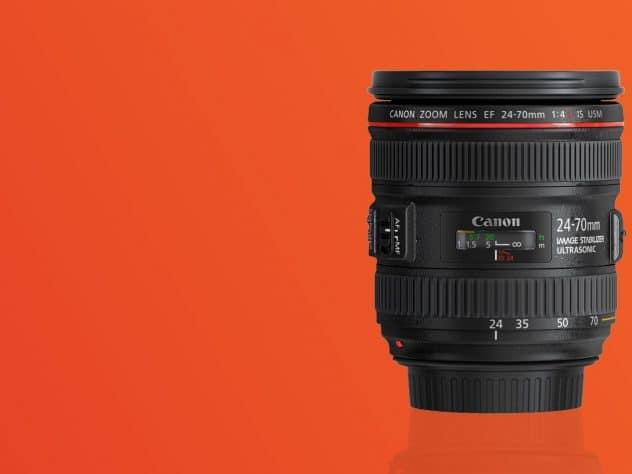 Best Canon Camera Lenses for Filmmakers - Header - StudioBinder