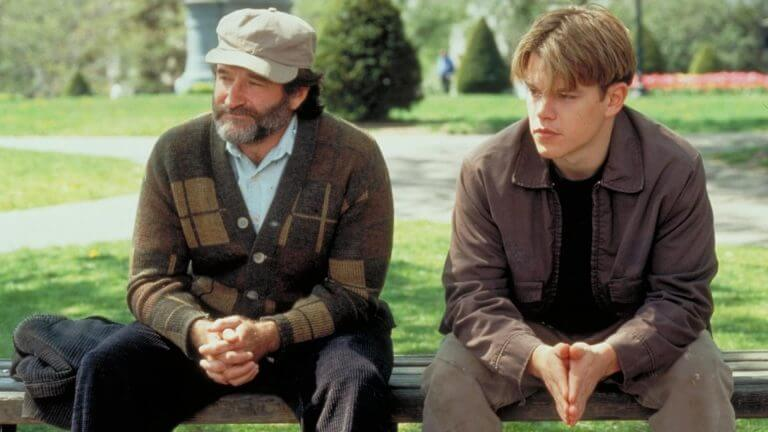 Good Will Hunting Script PDF - Plot and Analysis Bench - Featured - StudioBinder