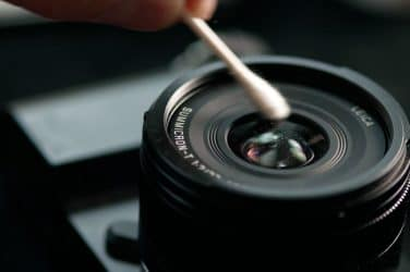 How to Clean Camera Lens - Header