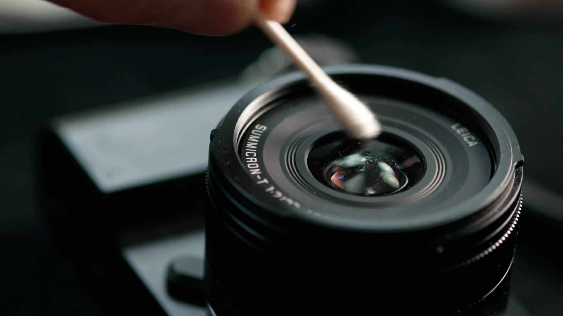 How To Clean A Camera Lens The Do S And Don Ts