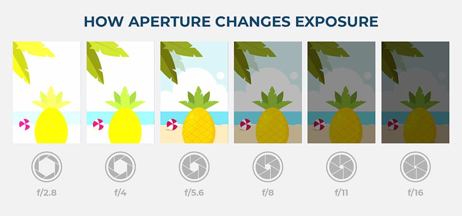 What is Aperture - Light Exposure