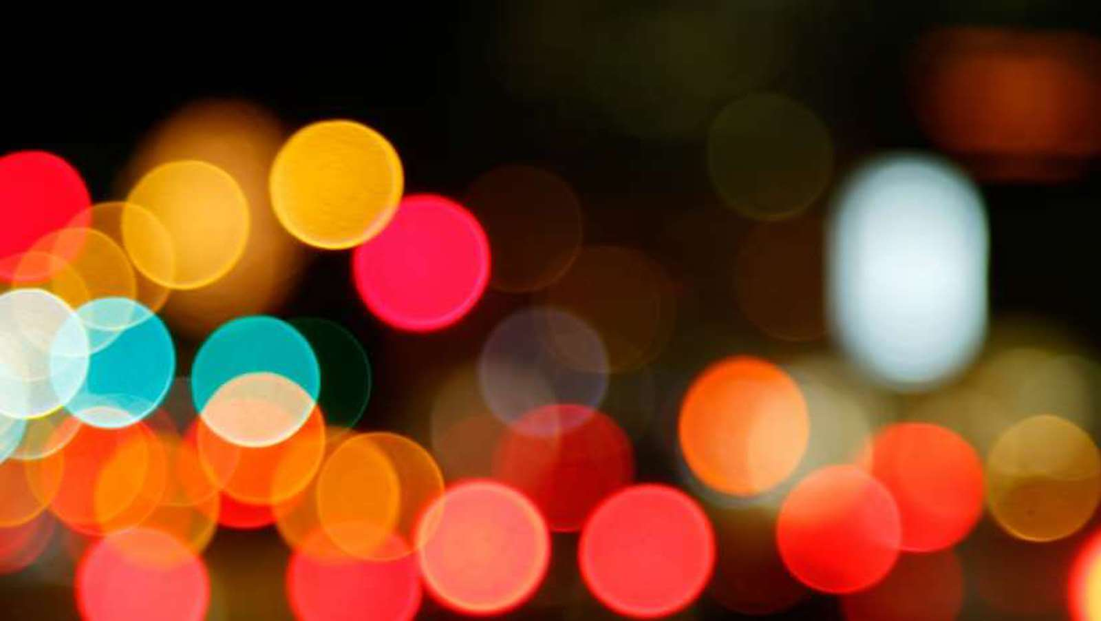 What is Bokeh - Bokeh Example - Image