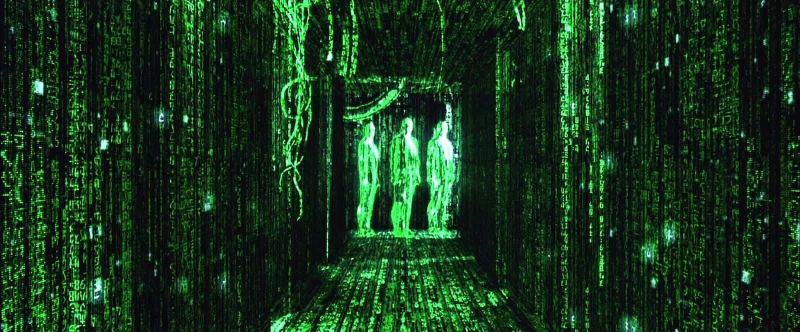 What is VFX - The Matrix - Code