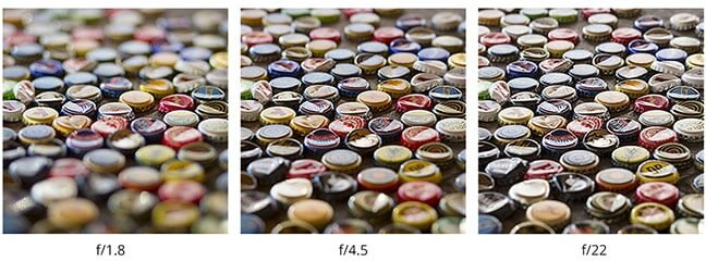 What is a Deep Depth of Field - Comparing Aperture