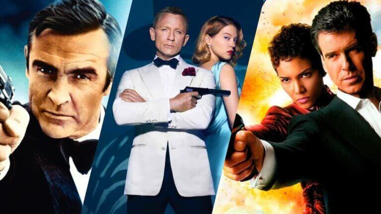 Best James Bond Movies Ranked from Worst to Best - StudioBinder