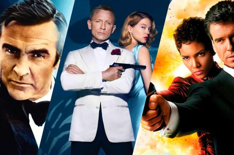 Best James Bond Movies Ranked from Worst to Best - Featured - StudioBinder