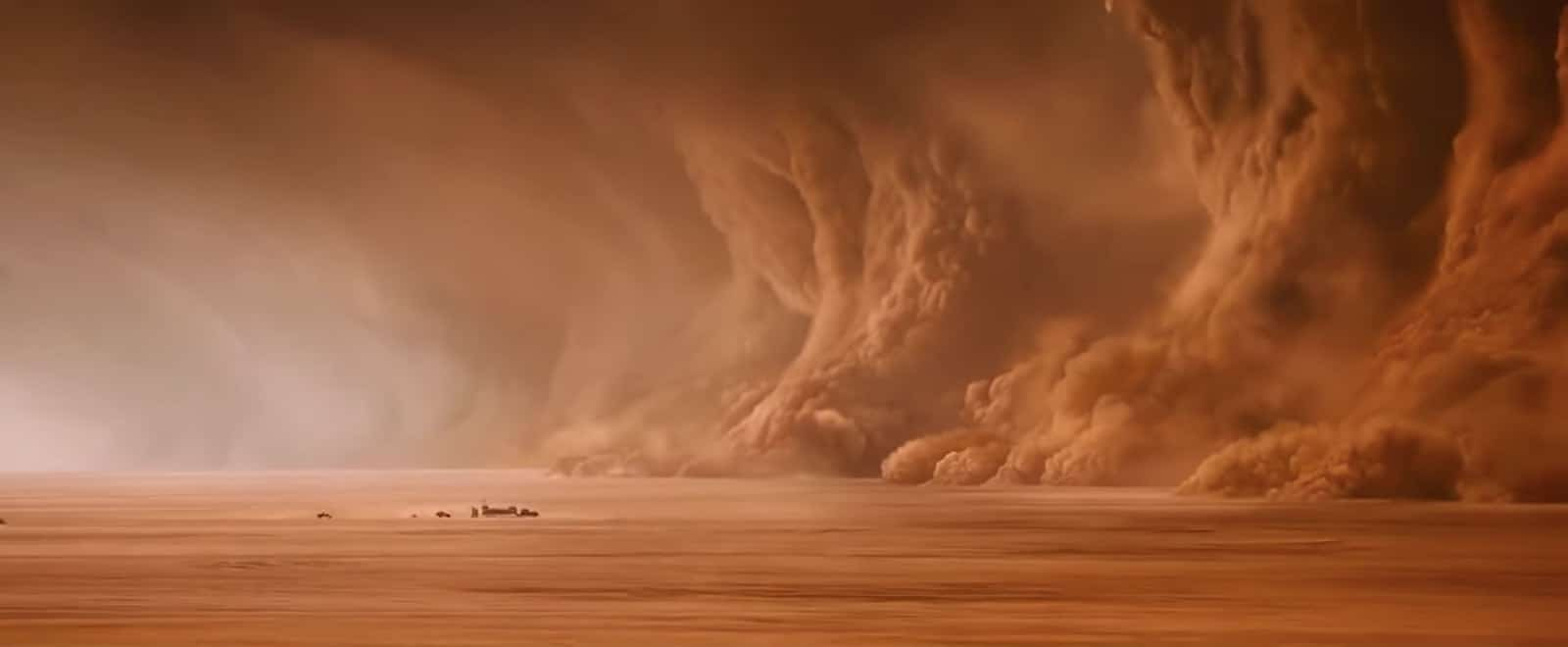 Camera Shot Guide - Extreme Wide Shot - Mad Mad Fury Road - StudioBinder