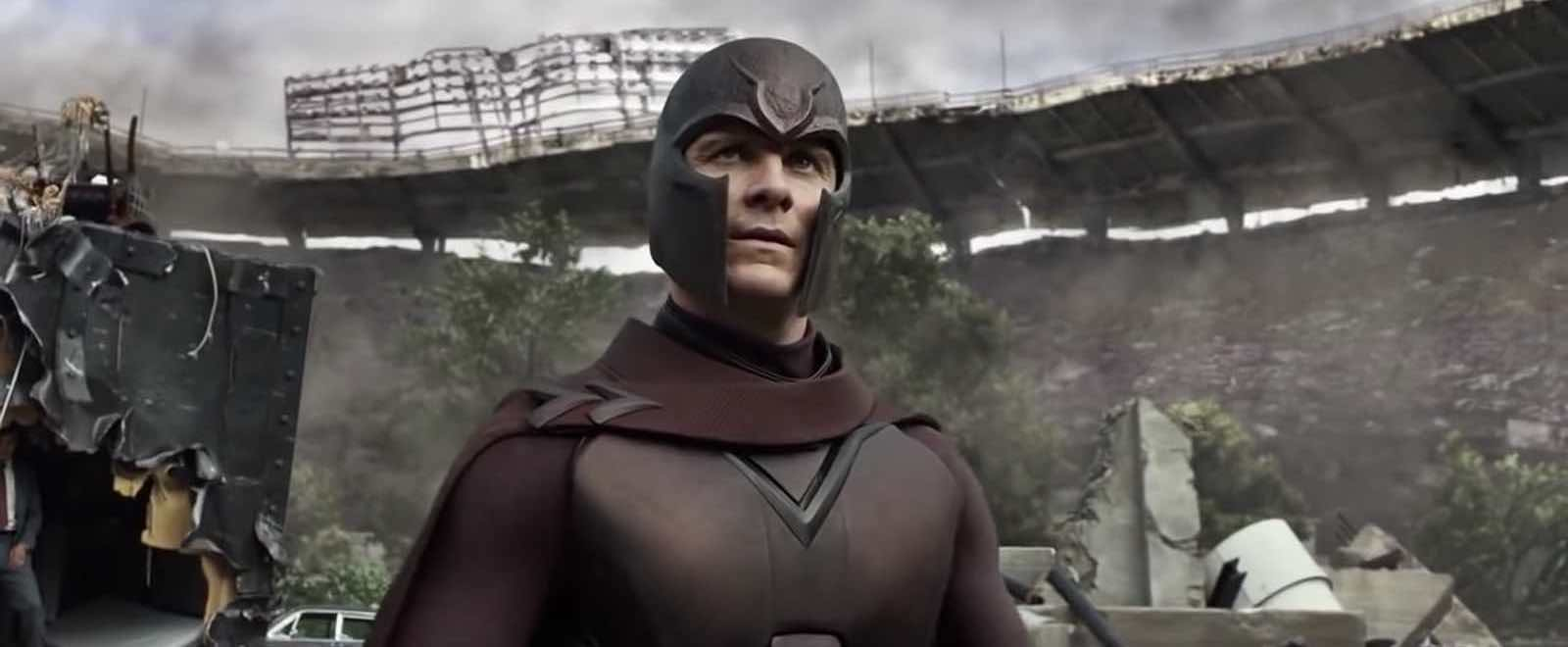 Camera Shot Guide - Medium Shot - X-Men Days of Future Past - StudioBinder