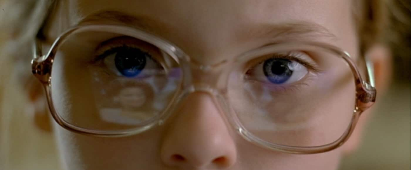 Definitive Guide to Camera Shots - Extreme Close Up of Eyes - Little Miss Sunshine