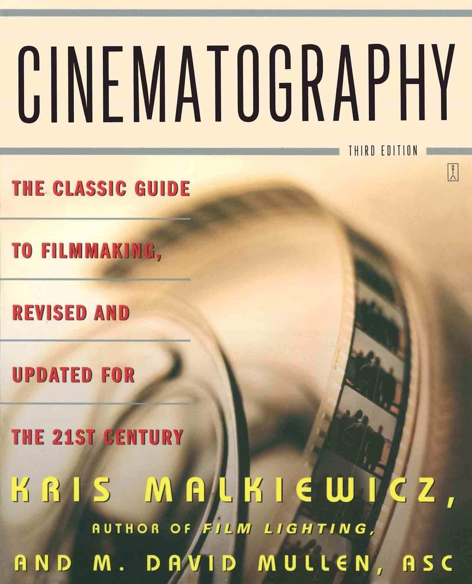 Essential Cinematography Books - Cinematography