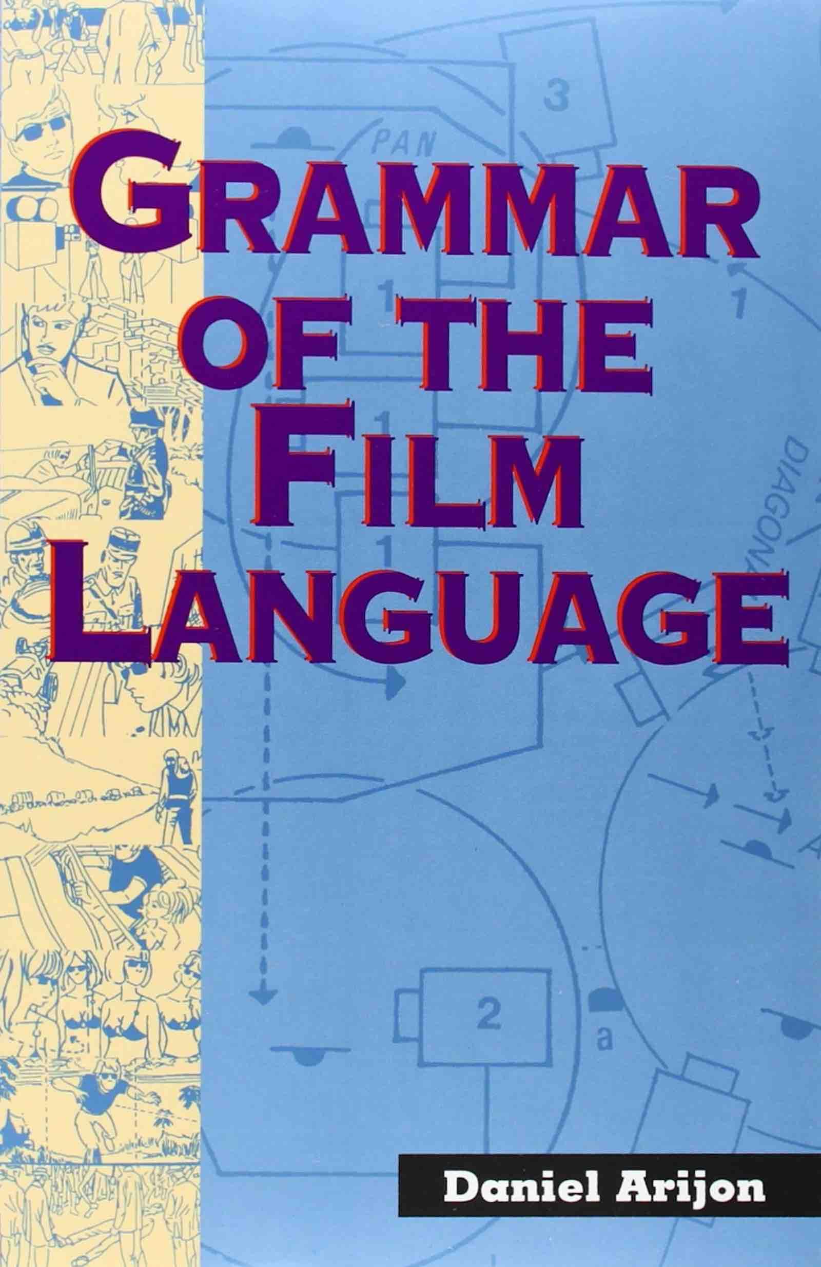 Essential Cinematography Books - Grammar of Film Language