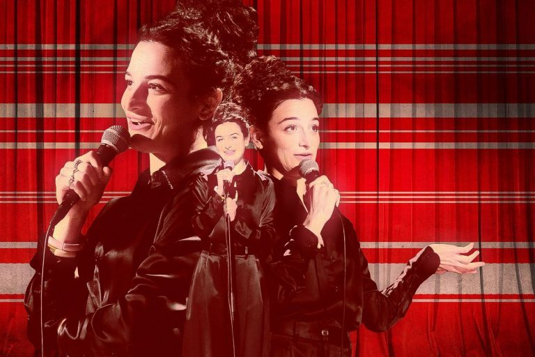 How to Overcome Stage Fright - Jenny Slate - Featured - StudioBinder