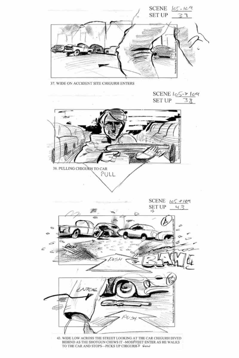 46 Best Movie Storyboard Examples With Free Storyboard Templates