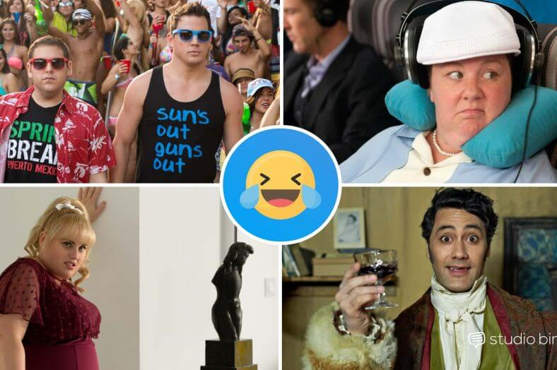 Top Best Comedy Movies of All Time - Feature - StudioBinder