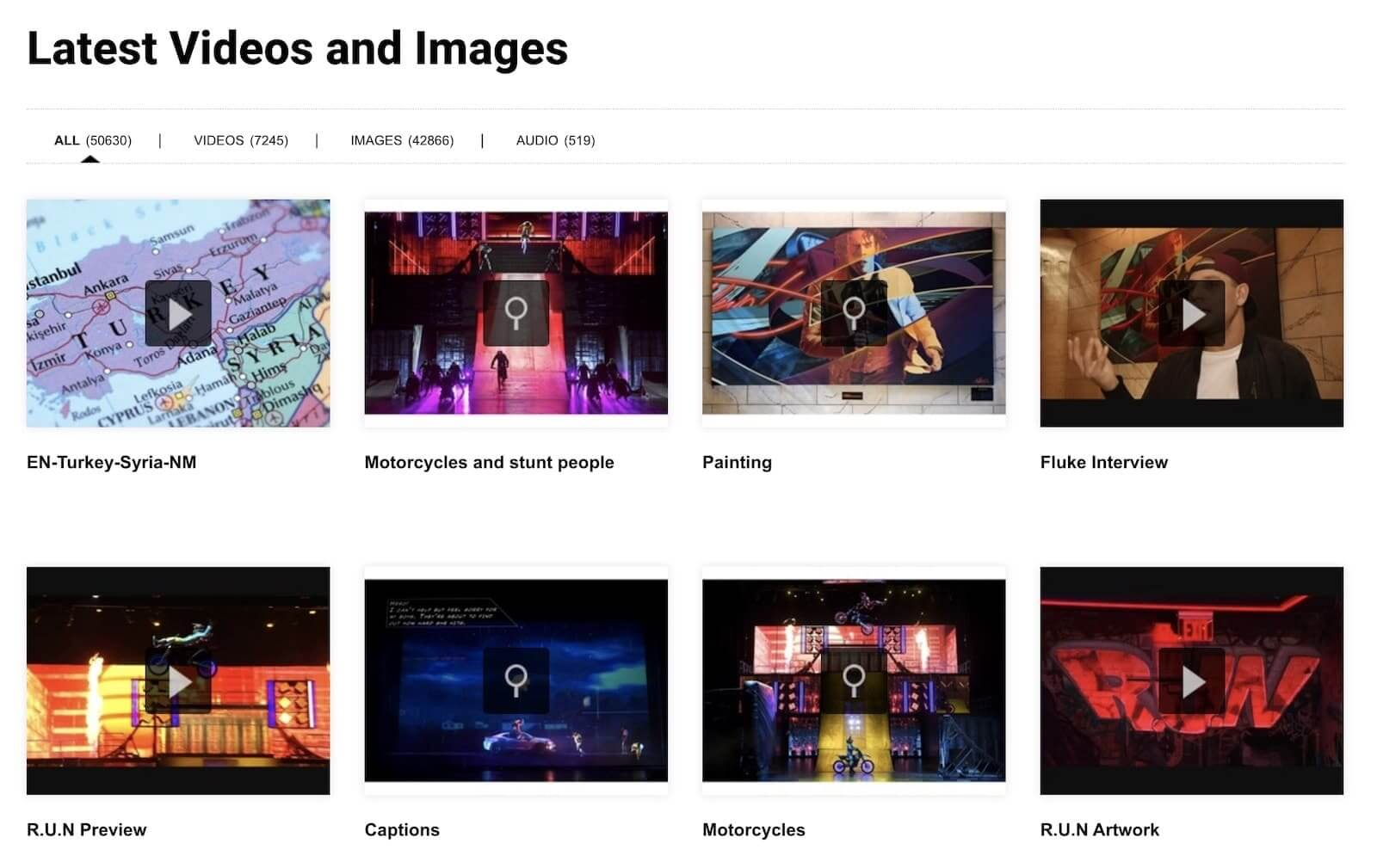 24 Websites to Find Affordable or Free B-Roll Footage - 4 - StudioBinder