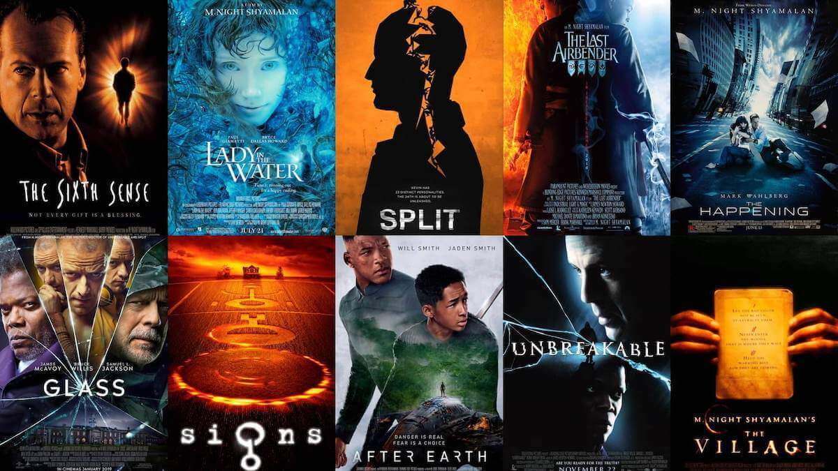 Best M Night Shyamalan Movies and Directing Style - StudioBinder