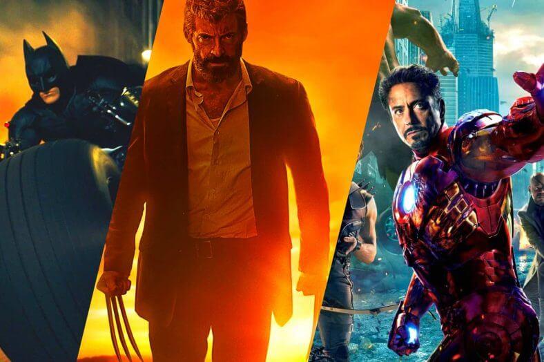 Best Superhero Movies - Featured - StudioBinder