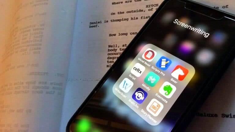 20 Best Screenwriting Apps - Featured - StudioBinder