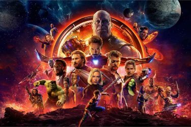 All Marvel Movies in Order of Release - Featured - StudioBinder