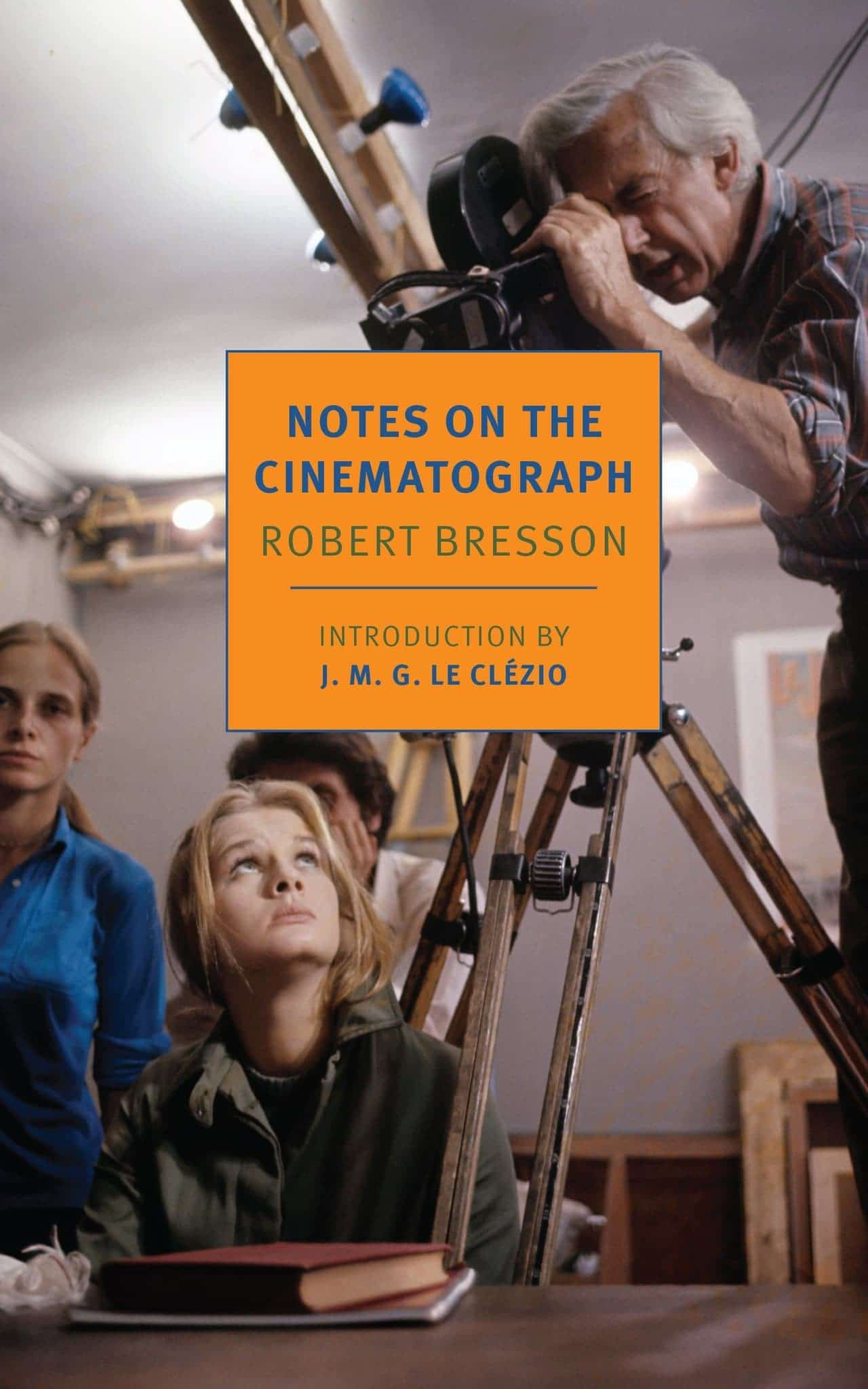 Best Cinematography Books - Notes on the Cinematograph - Robert Bresson - StudioBinder
