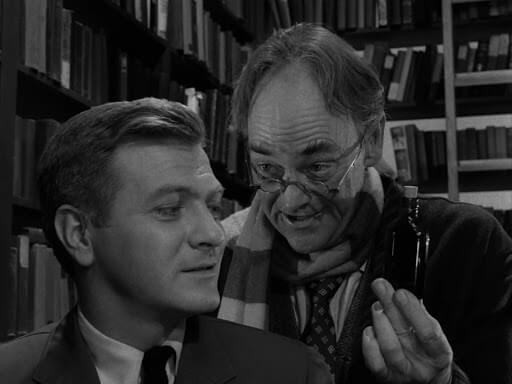 Best Twilight Zone Episodes - The Chaser - StudioBinder