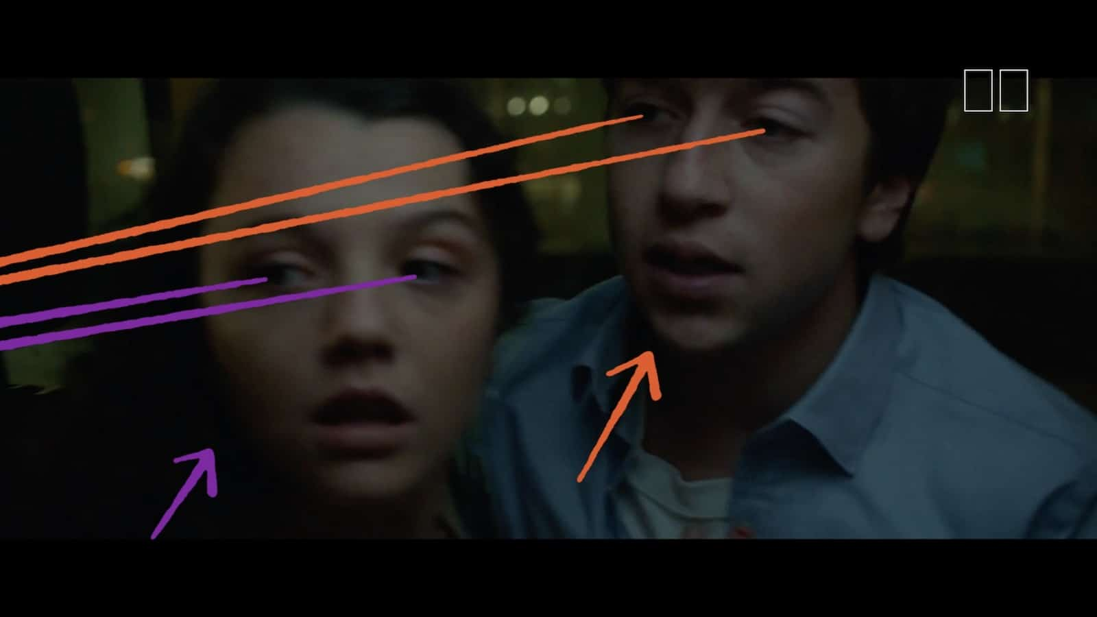 In the Frame with Alex Wolff - Cab Scene - The Cat and the Moon - StudioBinder