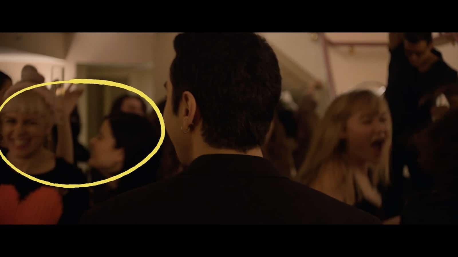 In the Frame with Alex Wolff - Party Scene - The Cat and the Moon - StudioBinder