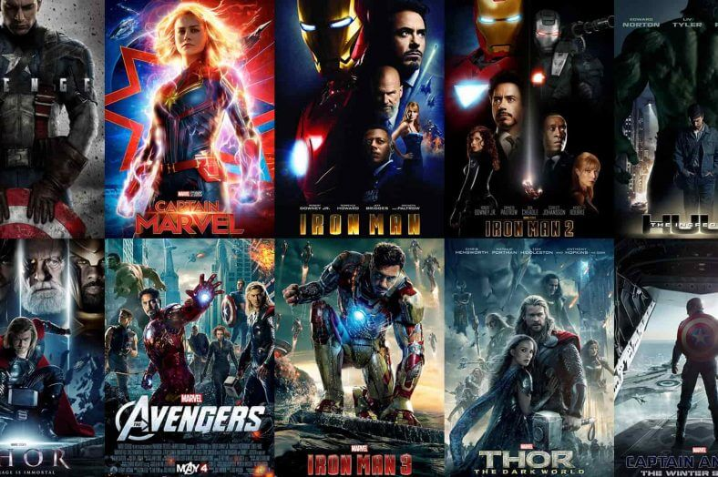 Marvel Movies in Order of Story - Featured - StudioBinder