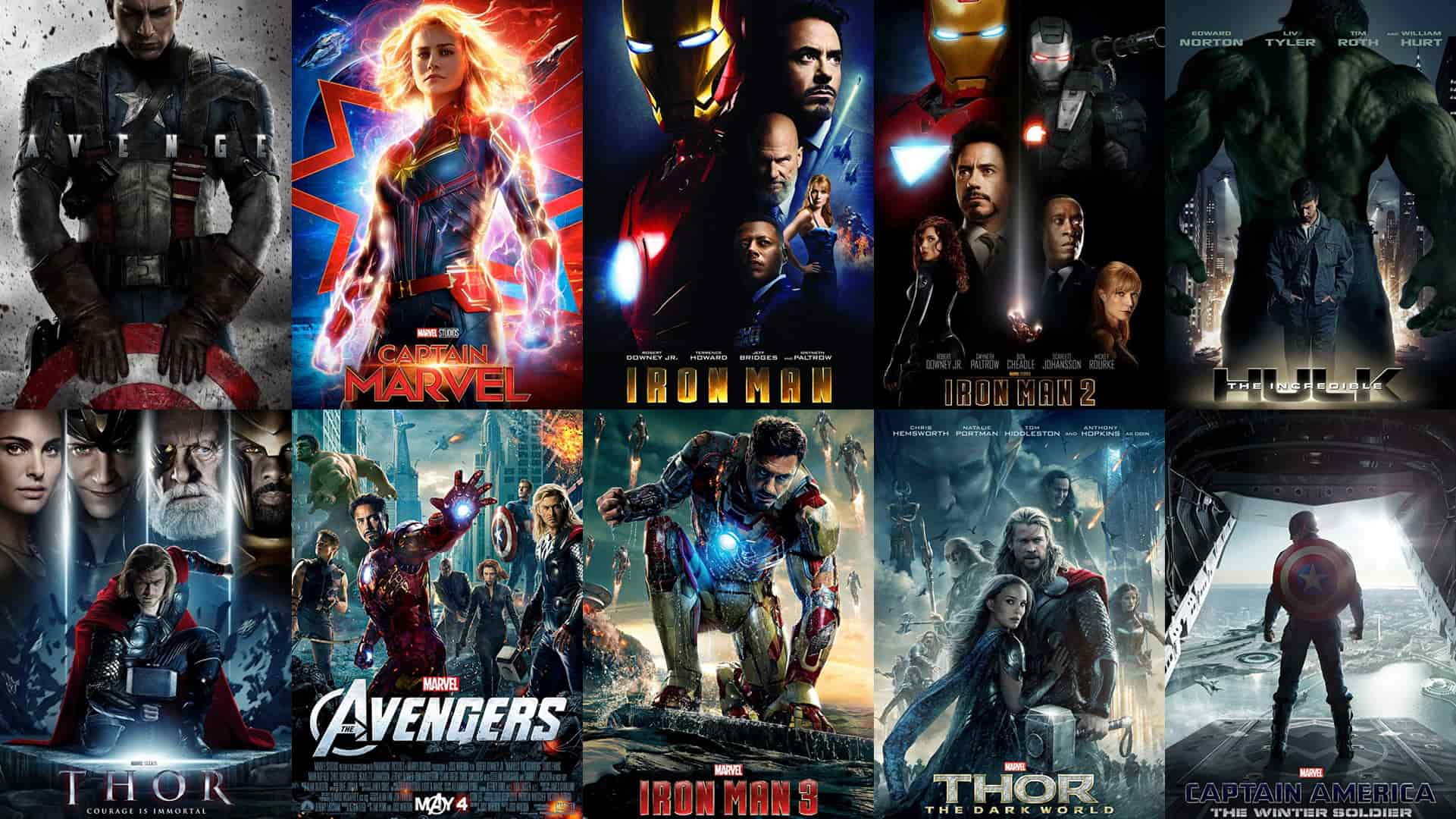 Marvel Movies Timeline The Mcu In Order Of Story 2021