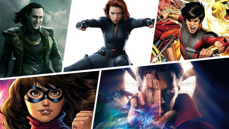 Upcoming Marvel Movies - Featured - StudioBinder