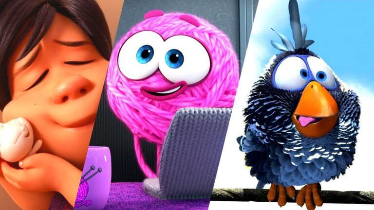 24 Best Pixar Shorts - Featured - StudioBinder-min