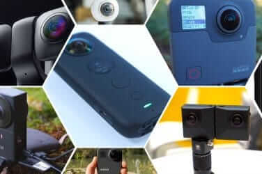 Best 360 Cameras - Featured - StudioBinder
