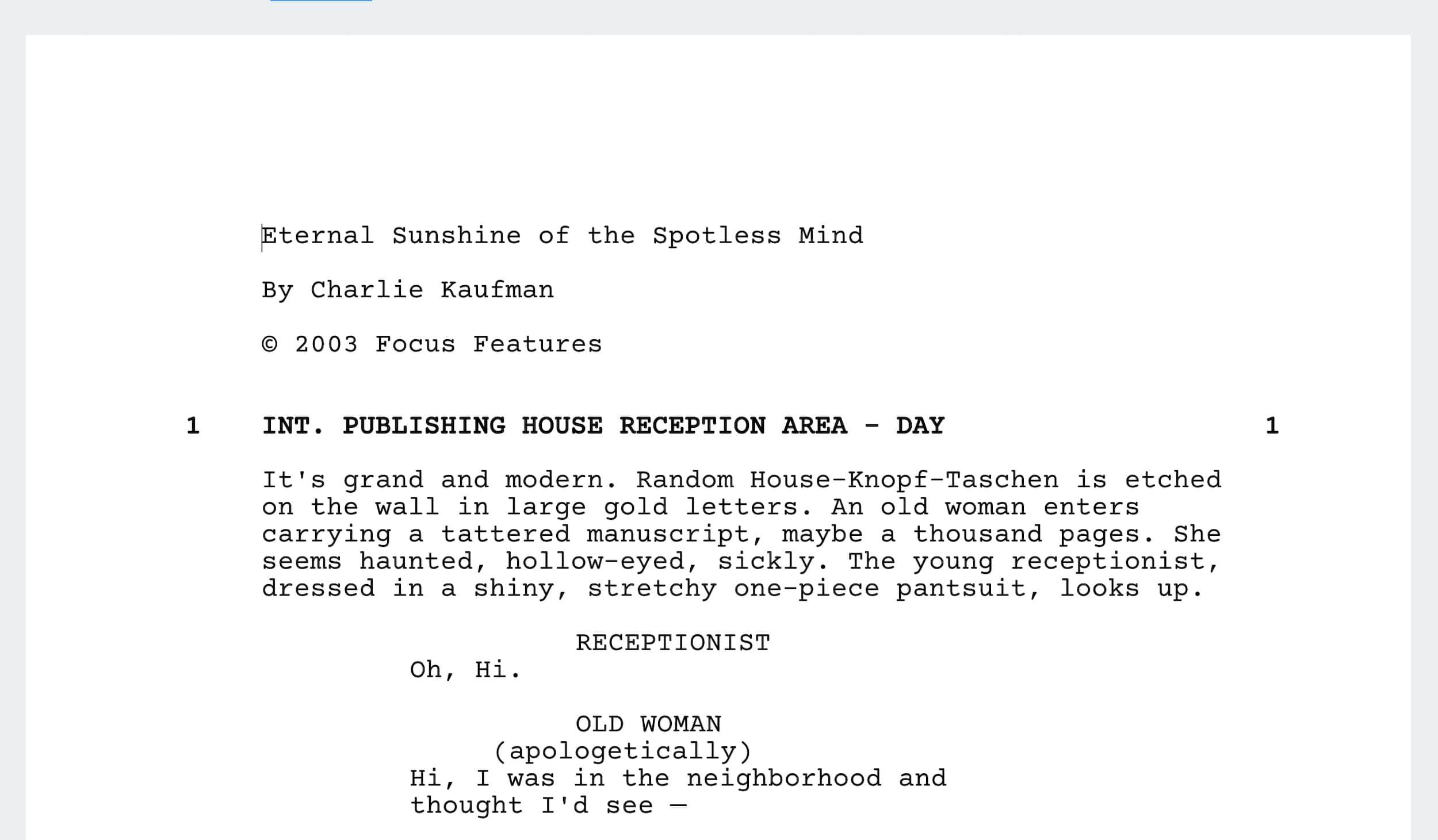 Best Charlie Kaufman Movies - Eternal Sunshine of the Spotless Mind - StudioBinder