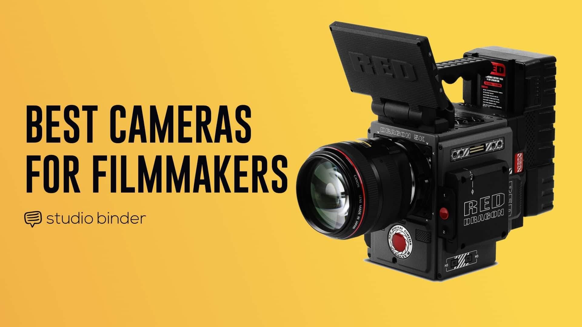7 Best Video Cameras For Filmmakers Digital Camera Buying Guide