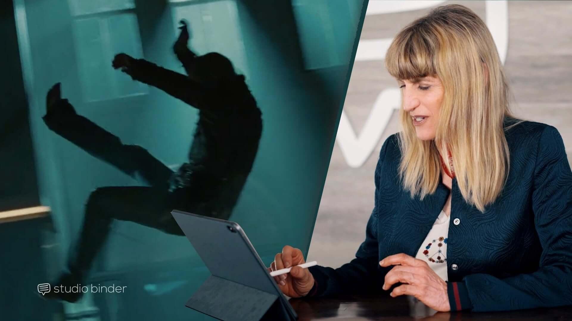 How to Shoot and Emotional Fight Scene like Twilight Catherine Hardwicke - StudioBinder Sundance Collab - Header