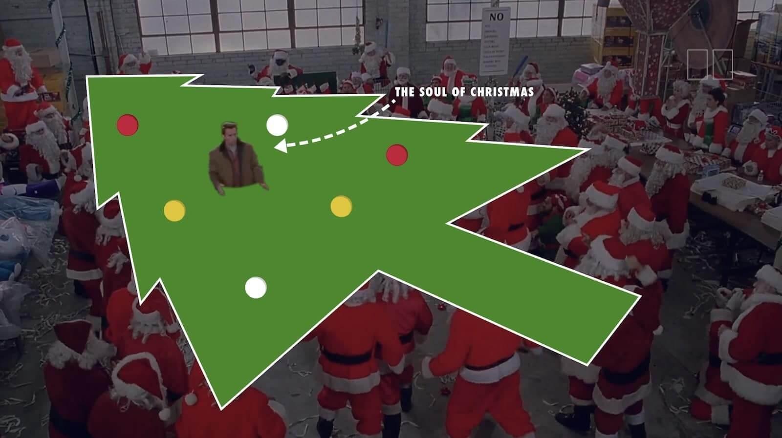 Jingle All the Way - Christmas Tree - StudioBinder