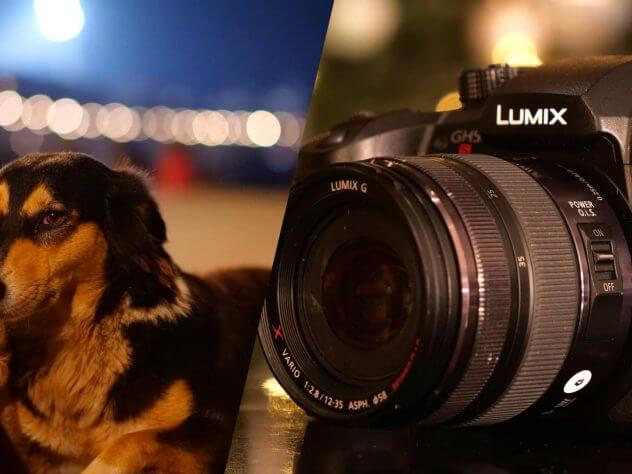 Panasonic GH5 Footage - Featured - StudioBinder