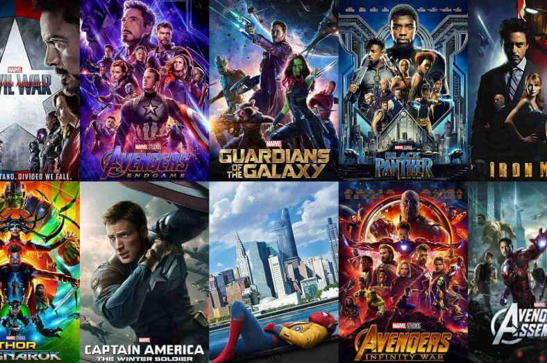 The Best Order to Watch Marvel Movies - Featured - StudioBinder