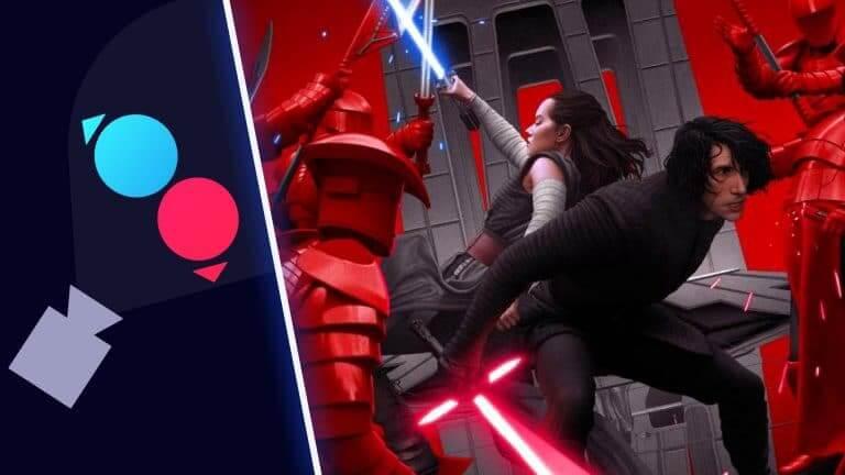 The Last Jedi Lightsaber Duel - Throne Room Fight - Film Blocking - WP