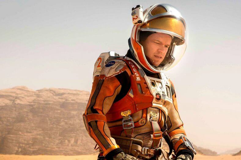 The Martian Script - Featured - StudioBinder