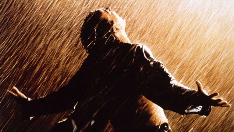 What is Poetic Irony - The Shawshank Redemption - Featured - StudioBinder