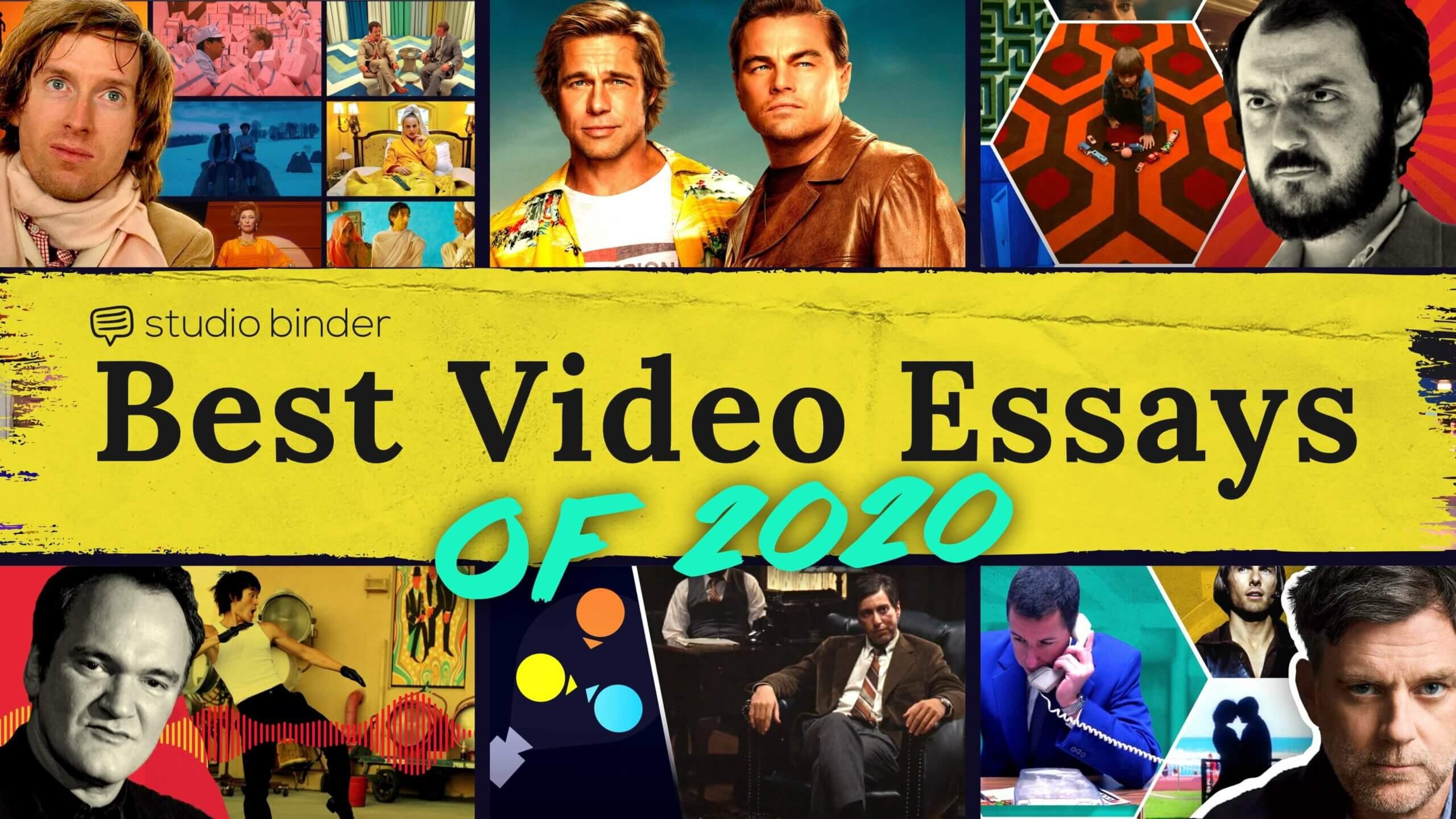 Best Video Essays Film of 2020 - Movie Video Essay List