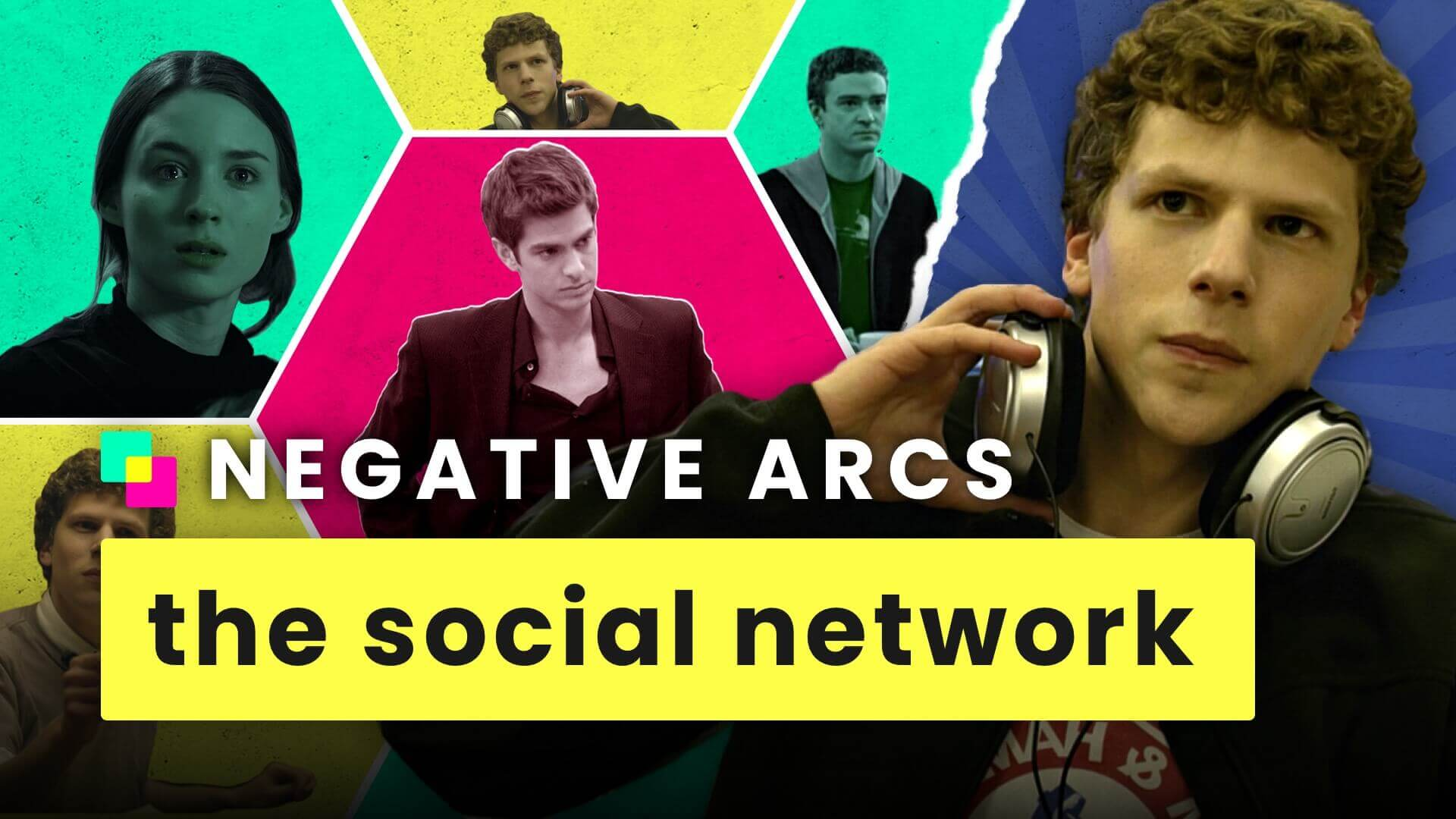 How to Write a Character Arc like Aaron Sorkin and David Fincher - The Social Network Analysis