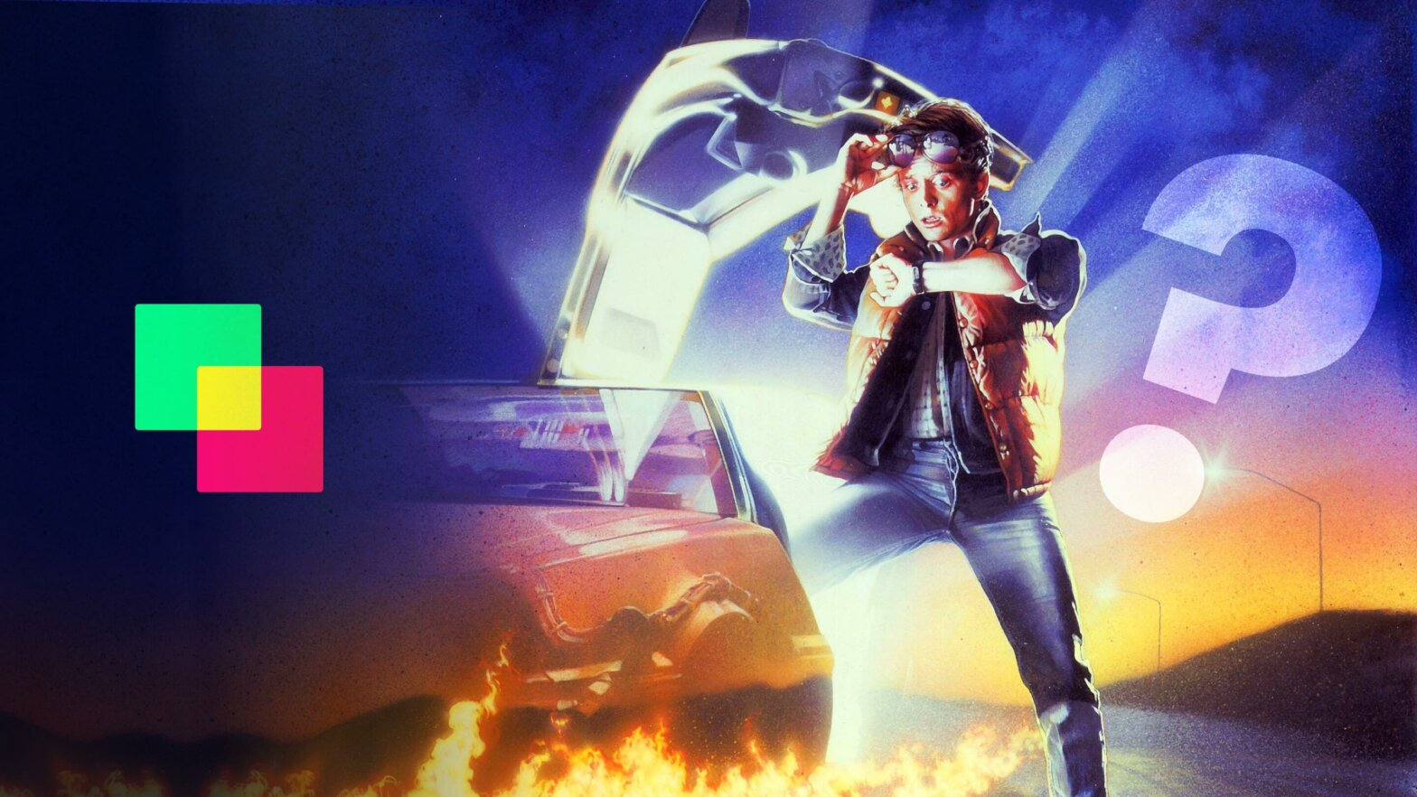 How to Write a Screenplay - 4 Ways to End Any Movie — _Back to the Future & the Flat Character Arc