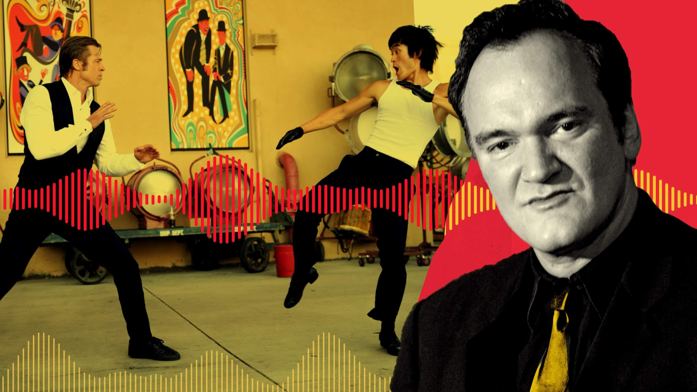 What is Sound Design for Film - Sound Design Definition and Examples - Quentin Tarantino Violence Video Essay