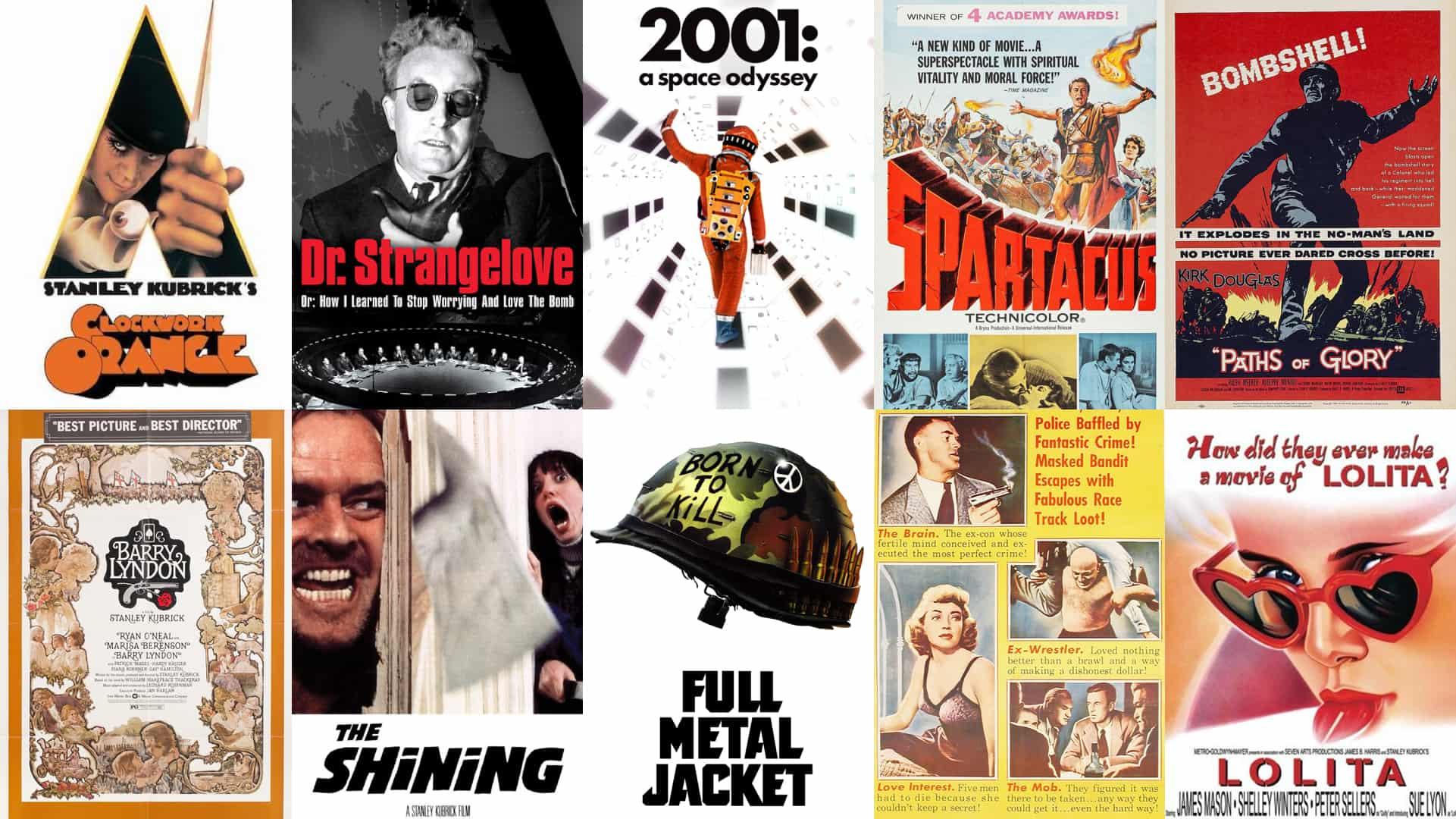 Best Stanley Kubrick Movies - Featured - StudioBinder-min